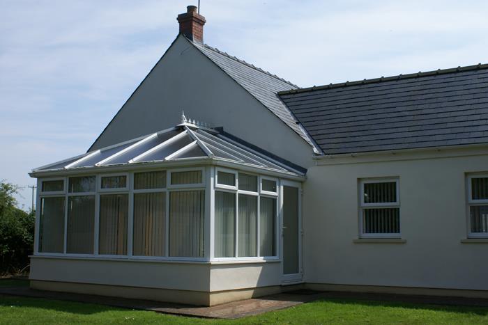 Cottage 6 Conservatory
